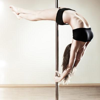 how to build arm strength for pole dancing